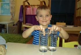 Группа Ромашка - Изучаем свойства воды
