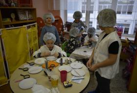 """Завершение проекта """"Здоровые дети на здоровой планете"""" (2.12.2020) группа Колокольчик"""